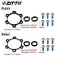 ZTTO Bike Boost Hub Cambiamento Adattatore 100x15 a 110x15 142x12 a 148x12 110 148 Hub Rondella Distanziale 6 Bulloni standard Thru Axle 15 millimetri