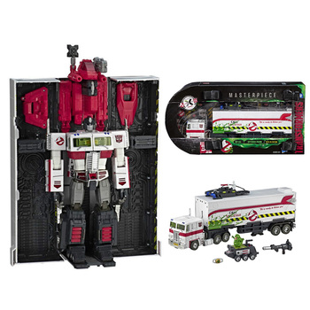Hasbro Transformers Toys Generation Masterpiece Transformers Collaborates with Ghostbusters To Create An MP-10G E4216 Toys Gifts 1