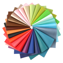 David accessories 20*34cm faux artificial Synthetic leather fabric hair bow diy decoration crafts 1piece,1Yc7481