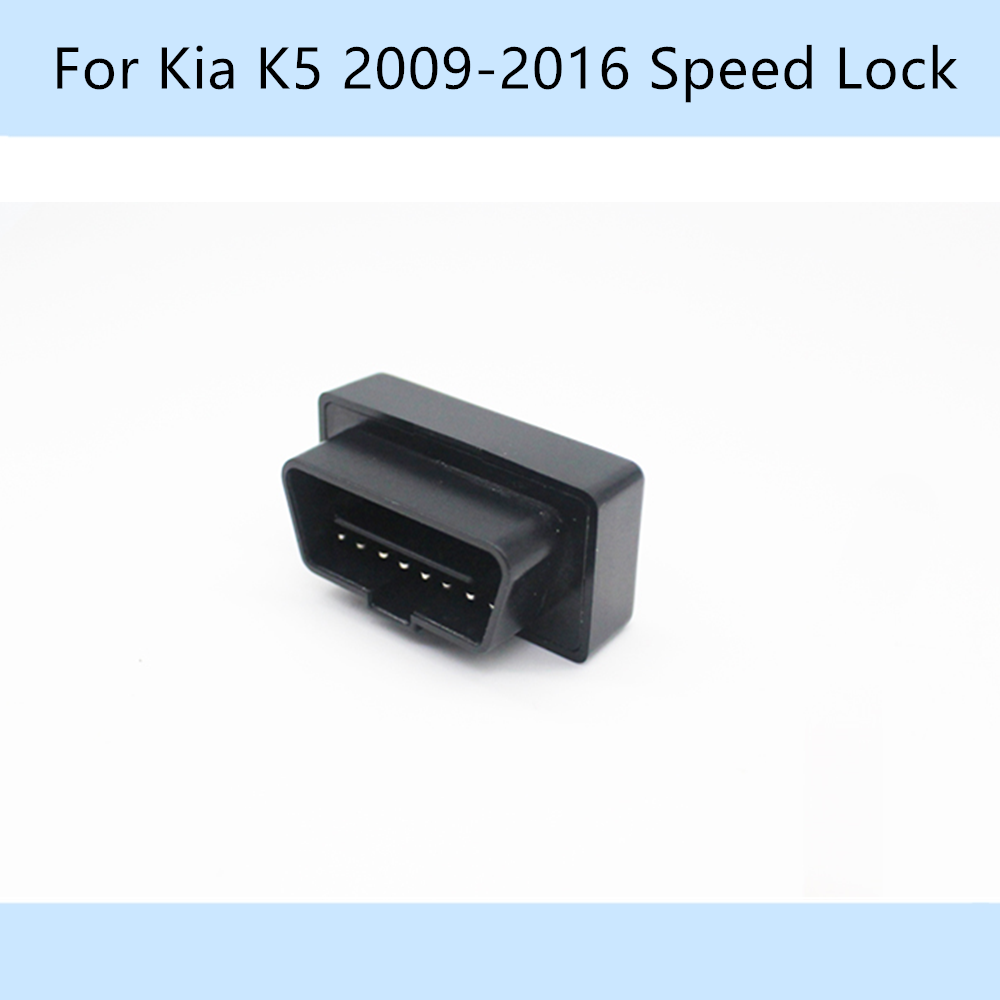 Car OBD 10km/h Speed Lock Unlock Plug And Play  For Kia K5 2010-2016
