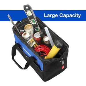 Image 5 - WORKPRO חדש יד חשמלית תיק כלי שקית עמיד למים אחסון תיק