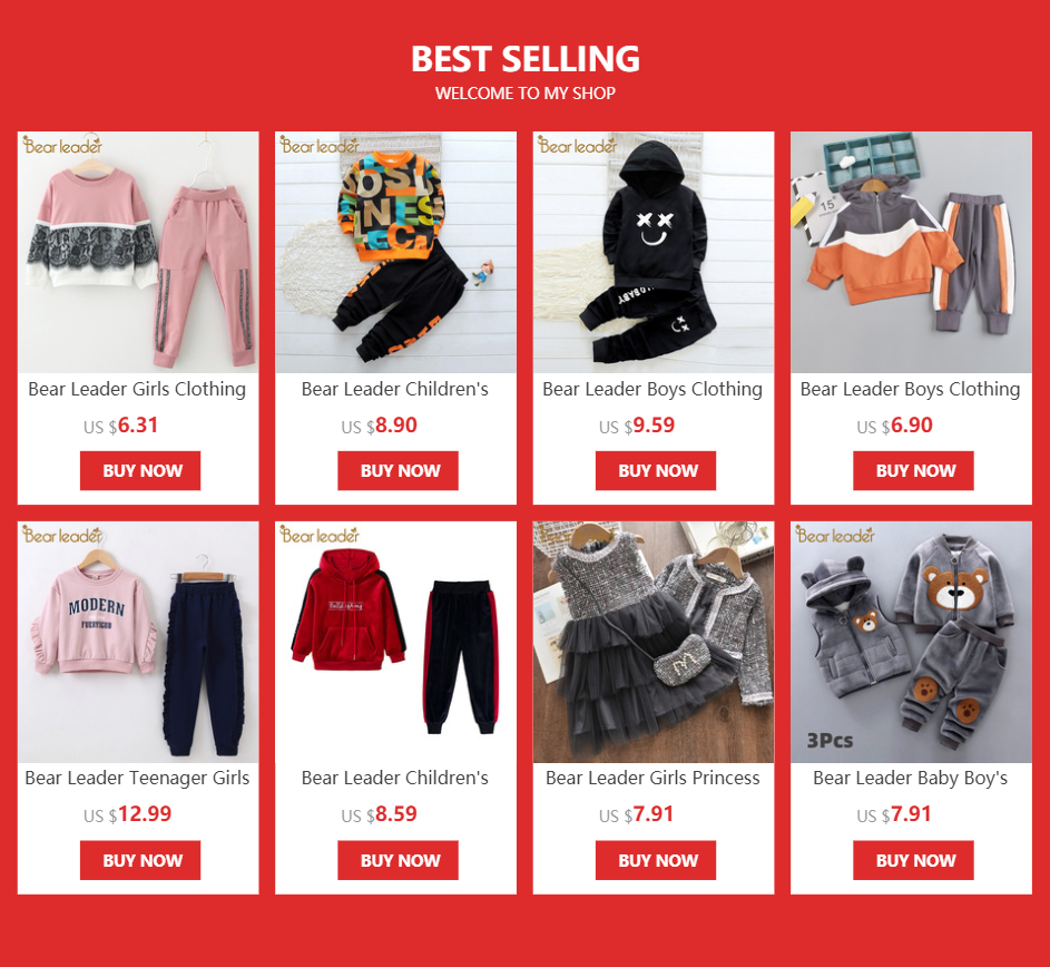 Bear Leader Girls Dress 2020 Winter Geometric Pattern Dress Long Sleeve Girls Clothes Top Coat+ Tutu Dress Sweater Knitwear 2pcs