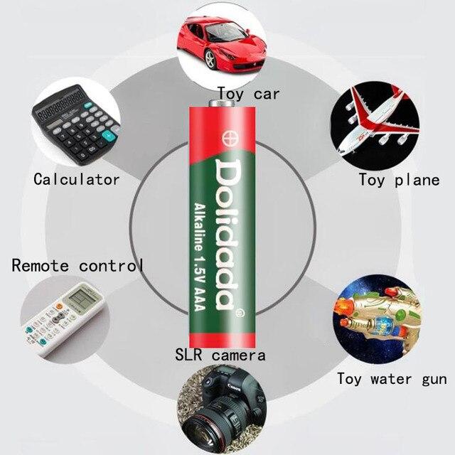 2020 marca 1,5 V AAA batería recargable 8800mah AAA 1,5 V nueva pila alcalina recargable para juguete de luz led mp3 envío gratis
