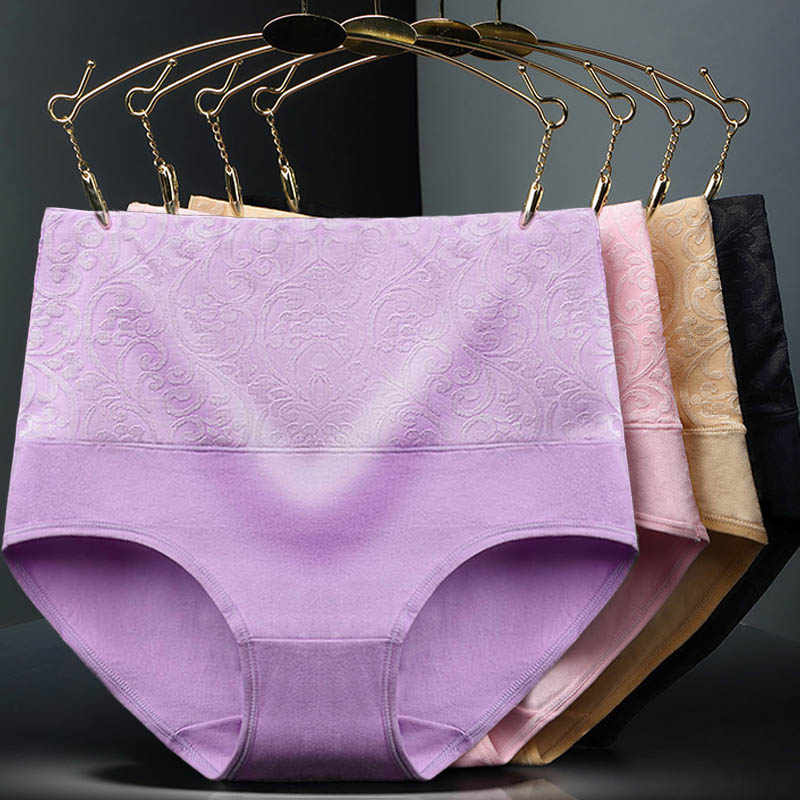 High Waist Shapewear 2PCS/Lot Stretchy Pants Briefs Underwear Shaper Slimming Body Control Panties Women Popular Seamless Ladies