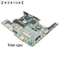 NOKOTION 460900 001 446476 001 For HP Pavilion DV6000 DV6500 DV6700 Laptop Motherboard DA0AT3MB8F0 PM965 DDR2 free cpu