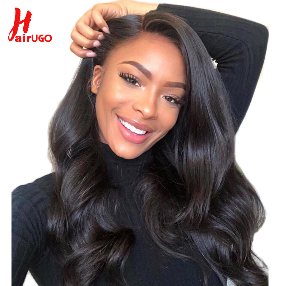Body Wave Bundles Brazilian Hair Weave Bundles 100% Human Hair Bundles 1/3/4 Bundles Brazilian Body Wave Hair Remy HairUGo Hair
