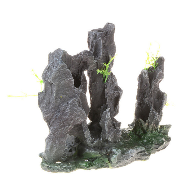 Rock Aquarium Cave Stone Landscaping  4