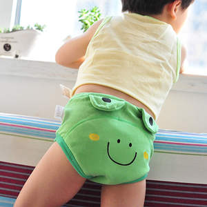 Diapers Training for Girls Boys Suit/5-15kg Pant Nappy Changing Baby Waterproof Wholesale
