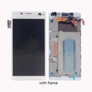 Image 2 - Ban Đầu Cho Sony Xperia C4 Màn Hình Hiển Thị LCD Bộ Số Hóa Cho Sony Xperia C4 E5303 E5306 E5333 Màn Hình Hiển Thị Màn Hình Điện Thoại các Bộ Phận
