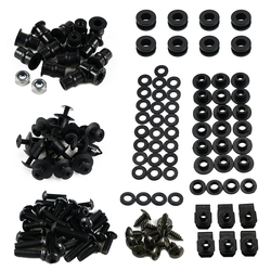Motorcycle Fairing Bolt Kit Alloy Body Screw Complete Set for HONDA CBR1000RR CBR 1000RR 1000 RR 2008 2009 2010 2011