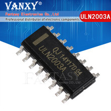 10PCS ULN2003ADR SOP16 ULN2003A ULN2003 SOP SMD novo e original IC(China)