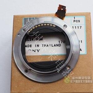 Image 2 - Fe novo 24 70 2.8 sel2470gm lente traseira baioneta montagem anel com cabo de contato flex para sony 24 70mm f2.8 gm substituição peça de reposição