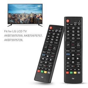 Image 1 - אוניברסלי חכם טלוויזיה שלט רחוק Replaceme LCD HDTV בקר עבור LG LCDTV טלוויזיה AKB73975709 AKB73975757 AKB73975728