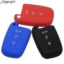 Пульт дистанционного управления 3 кнопки Чехол для автомобильного смарт-ключа чехол для KIA Sportage Форте Оптима Soul Azera Sorento держатель