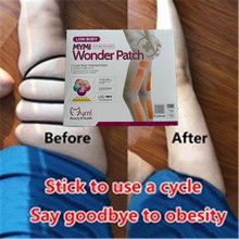 Wonder-Patch Slimer-Tool Weight-Loss Navel-Stick Abdomen Belly Burning 18pcs/Pack Quick
