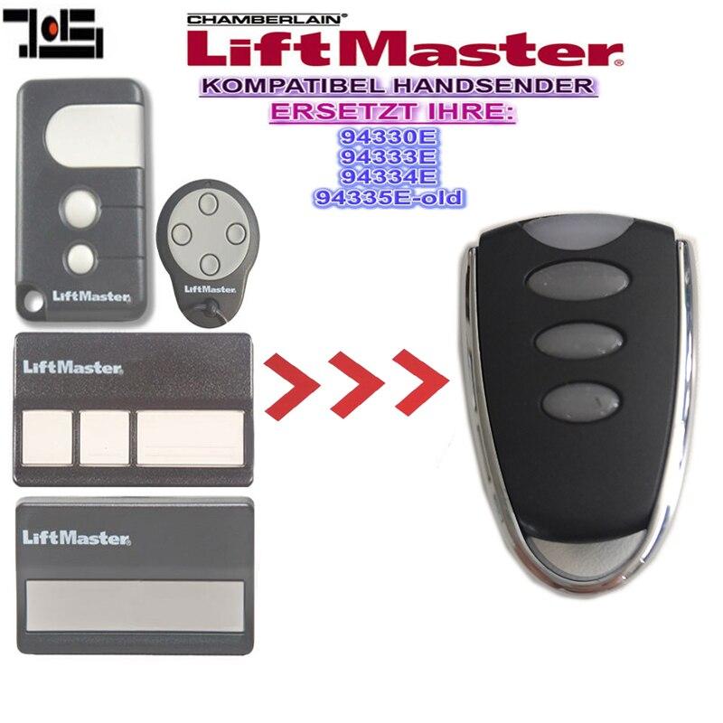 For Chamberlain Liftmaster 94335e 94330e 94334e 94333e Replacement Remote Control