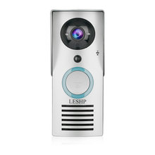 Smart 2.4G Wifi Doorbell HD 1080 x 720P Camera Guard & APP Live-view Infrared Night Vision 180 Degree Wide Angle