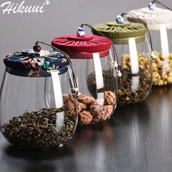 צנצנת זכוכית לשמירת טריות המזון  1