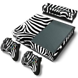 Image 4 - GTA5 Style Vinyl Skin Sticker Cover For Xbox ONE Console with 2 Controllers Protective Skin Decal For Xbox One Gamepad