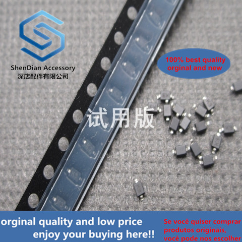 50pcs 100% Orginal New ESD Protection Tube PESD3V3L1BA Electrostatic Protection 0805 SOD323 3.3V Transient Suppressor