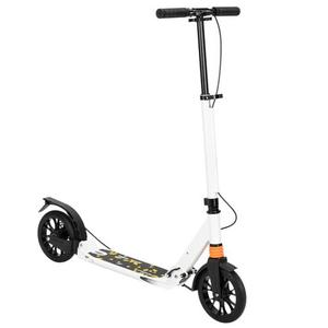 Sports New 3 Height Adjustable Scooter Easy Folding Double Shock Absorber for Adult&Teens USA Stock