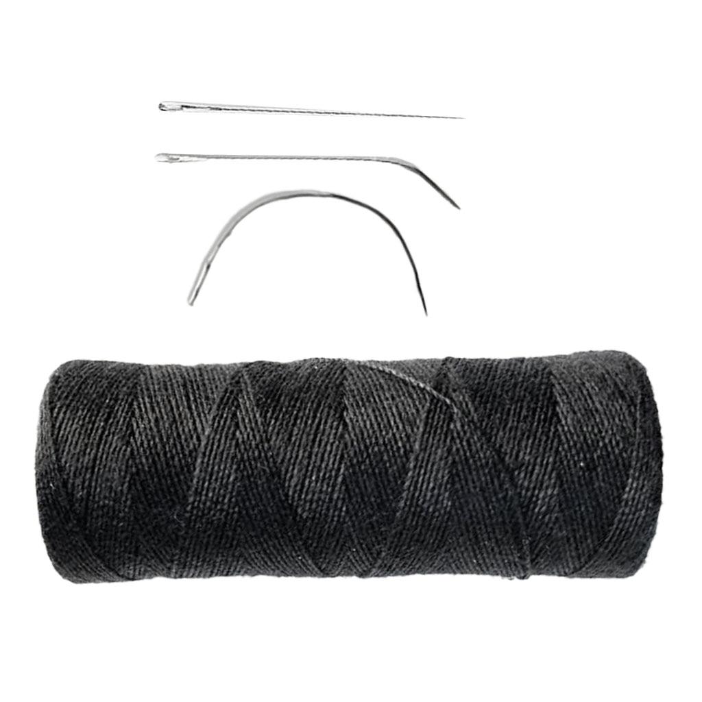 MagiDeal Hair Track Weft Weave Sew Thread+