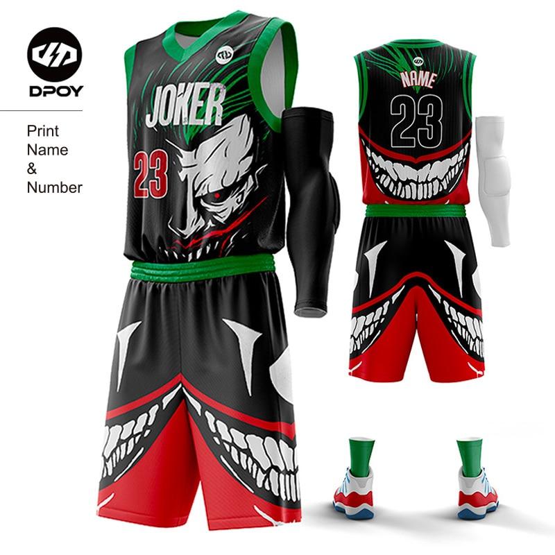 dc-joker-vest-basketball-jersey-outfit-funny-cartoon-sportswear-customized-for-team-sports-uniforms-training-men-kid-dpoy-brand