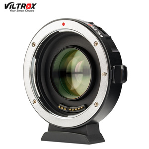 Image 1 - Viltrox EF M2 II AF Auto focus EXIF 0.71X Reduce Speed Booster Lens Adapter Turbo for Canon EF lens to M43 Camera GH4 GH5 GF6