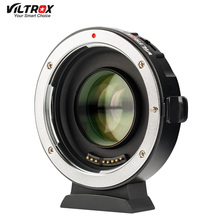 Viltrox EF M2 II AF التركيز التلقائي EXIF 0.71X تقليل سرعة الداعم محول العدسة توربو لكانون EF عدسة إلى M43 كاميرا GH4 GH5 GF6