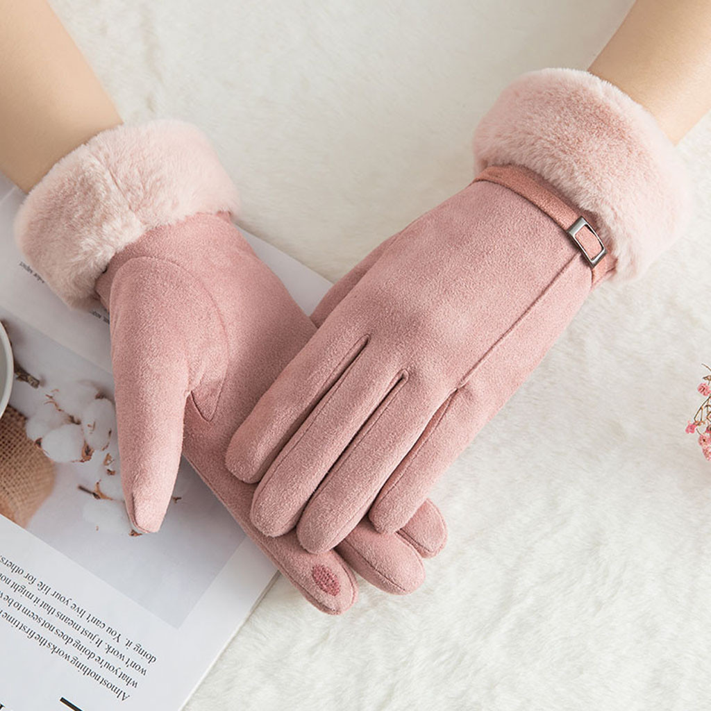 Winter Warm Gloves перчатки Wrist Mittens Driving Ski Gloves Guantes перчатки без пальцев Women's Gloves Tactical Gloves