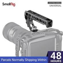 Smallrig universal arri que localiza o aperto superior do punho com 15mm braçadeira da haste para a montagem da sapata do microfone da gaiola da câmera de dslr diy-2165