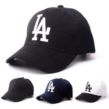 2020 Women Men LA Dodgers Baseball Cap Letter Embroidery Bon