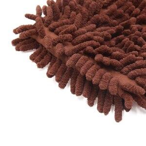 Image 5 - UXCELL – gant de nettoyage en microfibre marron, moufle de nettoyage de la poussière de la maison, de la voiture et des véhicules