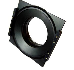Image 2 - Alüminyum 150mm kare filtre tutucu braketi destek Samyang 14mm 2.8 Lens uyumlu Lee Hitech Haida 150 serisi filtre