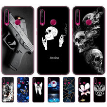 Ehre 10i Fall Honor 10i HRY-LX1T Fall Silikon tpu Zurück Abdeckung Telefon Fall Für Huawei Ehre 10i Honor10i 10 ich 6,21 zoll