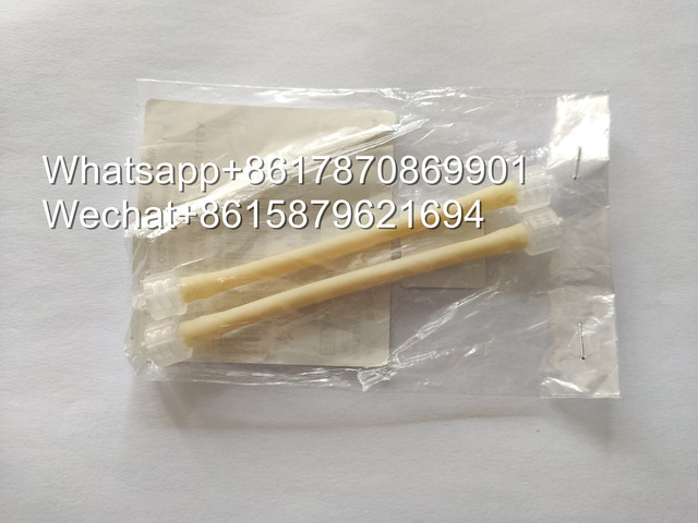 NJK10357 para el analizador químico Olympus AU400/AU2700/AU600/AU640 Beckman AU480/AU680 tubo de bomba peristáltica (ORIGINAL)MU962300 3*5