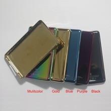 For iPod classic Mulitcolor Purple Blue Black Gold 128GB 256GB 512GB 1TB U2 back cover case  slim