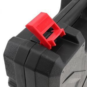 Image 5 - Voto mala de ferramenta de energia 21v, caixa de armazenamento com 270mm de comprimento para broca de lítio elétrica chave de fenda