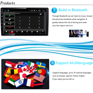 Image 5 - Car radio Android multimedia player For Peugeot 508 2011~2016 Car touch screen GPS Navigation Support Carplay Bluetooth
