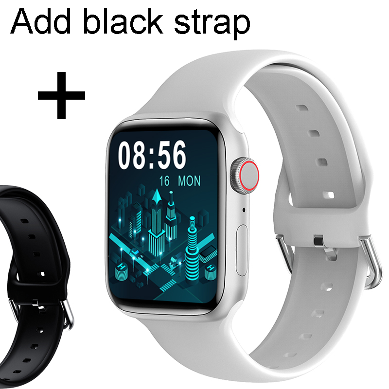 White add black