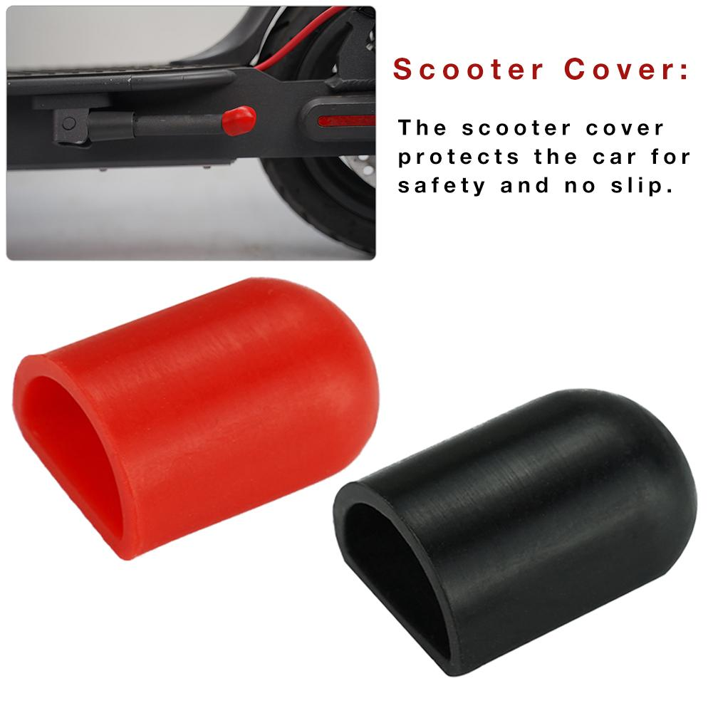 Foot Support Protect Cover Scooter Silicone Support Pad Height For <font><b>Xiaomi</b></font> <font><b>Mijia</b></font> <font><b>M365</b></font> Electric Scooter Mjia <font><b>M365</b></font> <font><b>Pro</b></font> Accessories image
