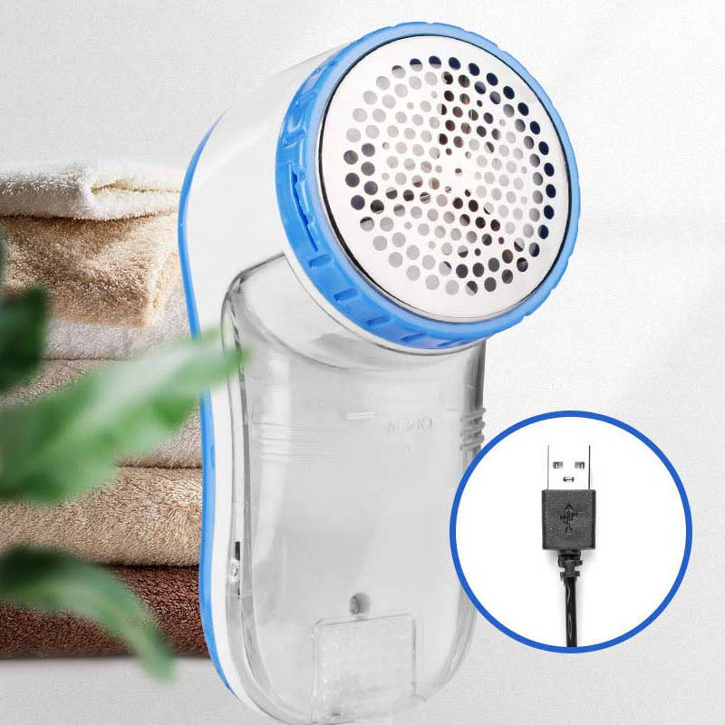 AirGTC Clothes Electric Lint Remover Clothing Lint Pellets Cut Machine For Sweaters Curtains Carpets Fuzz Shavers Pill Remover