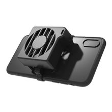 Quickly cool Phone Holder Cooler Cell Cooling Air Fan Portable Cooled Radiator For All Mobile