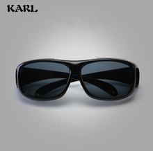 Anti-glare Sunglasses for Men Women Car Driver Night Vision Goggles  Day and UV400 Outdoor Driving Gafas