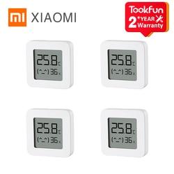 2021 XIAOMI Mijia Bluetooth Thermometer 2 Wireless Intelligence Hygrometer Sensor Thermometer Digital Use With Mi Home App