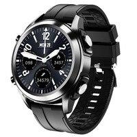 Reloj inteligente T10 para hombre, pulsera con Tws 2 en 1, estéreo HIFI, auriculares inalámbricos, Combo con Bluetooth, llamada de teléfono para Android IOS