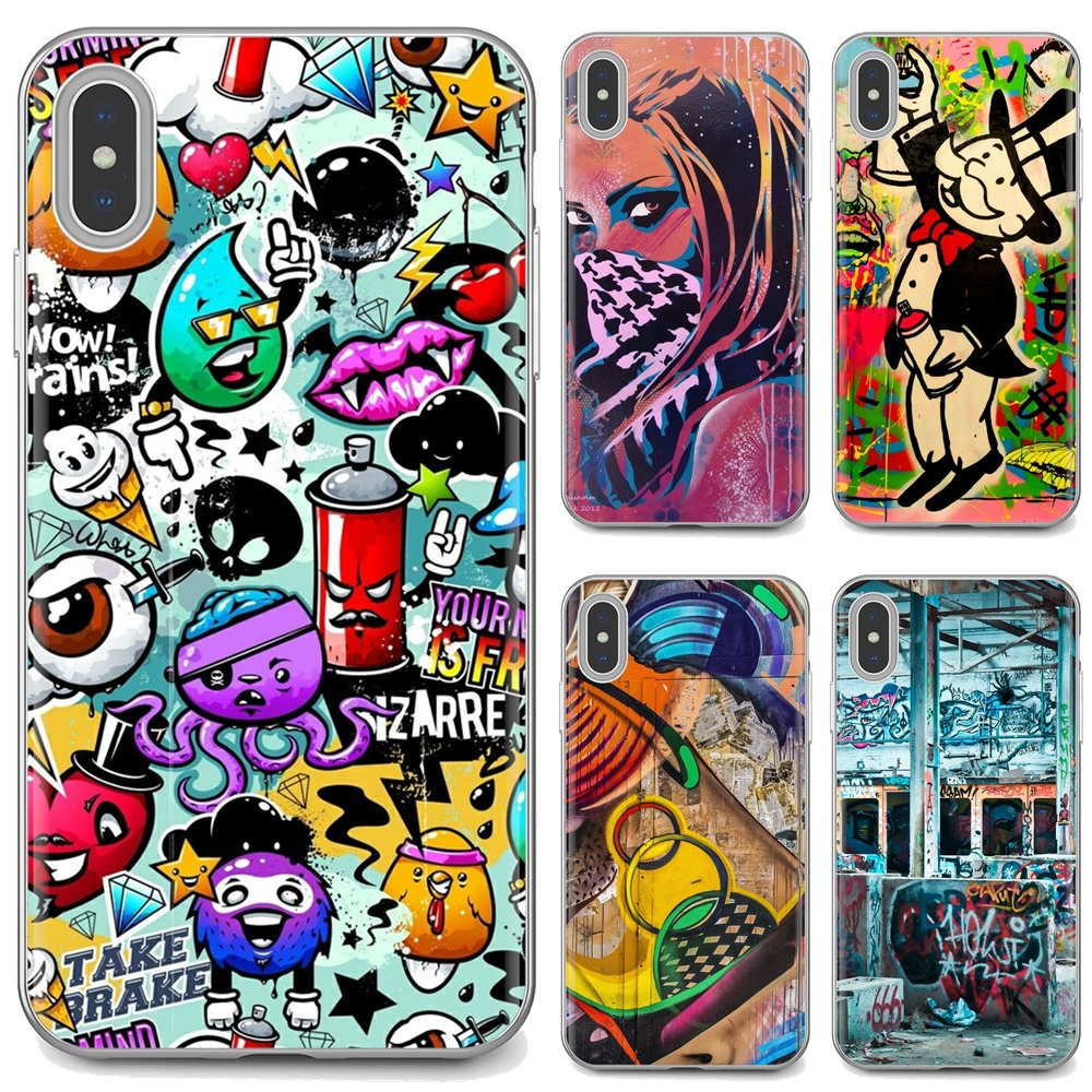 Buy Silicone Phone Case Girl With Sunglasses Graffiti For Samsung Galaxy A3 A5 A7 A9 A8 Star Lite A6 Plus 2018 2015 2016 2017(China)