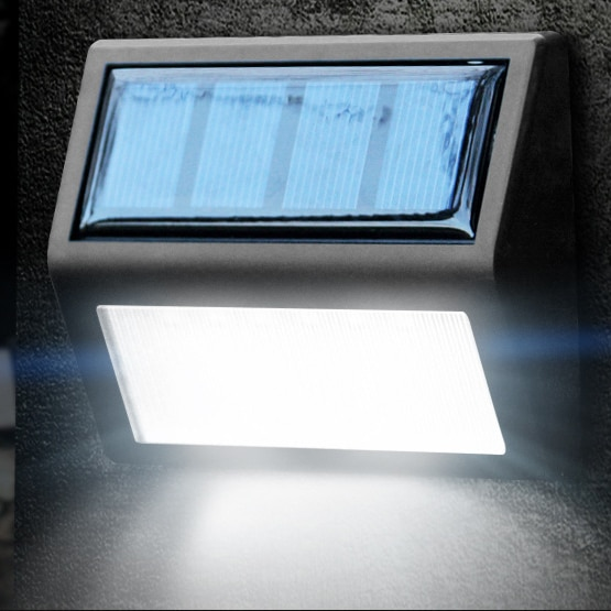 2pcs 6/10/52LED Solar Lamp Waterproof Solar Emergency Wall Light Motion Sensor Sconce For Porch Path Street Fence Garden Lamps