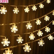 Merry Christmas Led Photo Frame Wall Rope Clip Ornament Decorations For Home 2019 New Year 2020 Navidad Gift