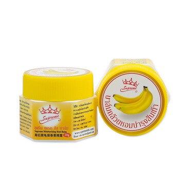 20g Banana Oil Anti-Drying Crack Foot Cream Heel Cracked Repair Cream Removal Dead Skin Hand Feet Care Repair Skin TSLM2